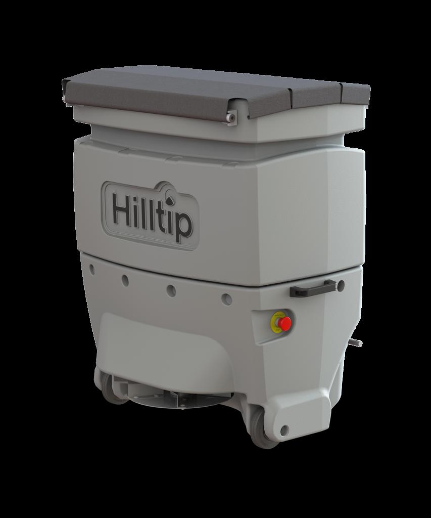 HillTip IceStriker Bakgrindsspridare Image