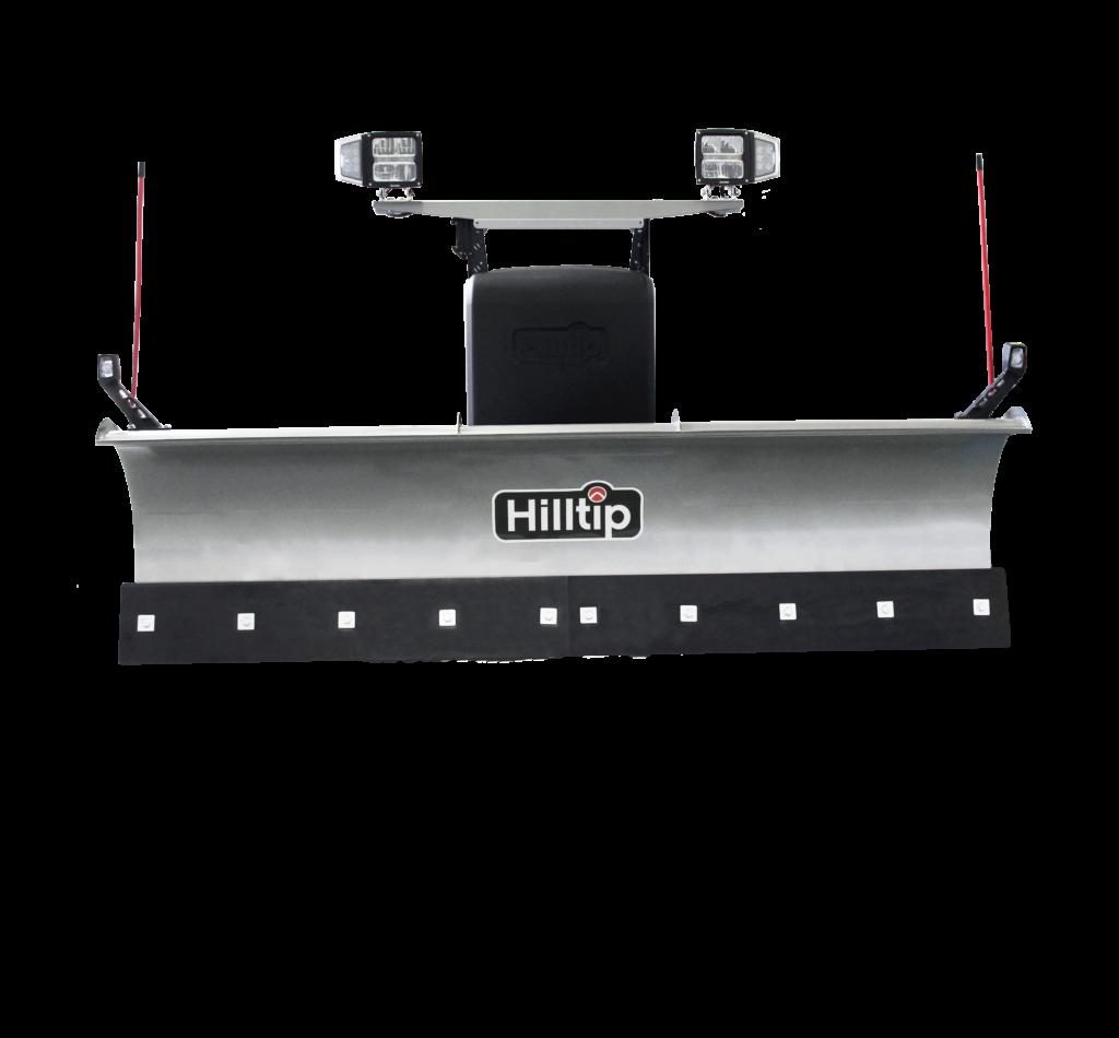 HillTip SnowStriker Pickup Diagonalblad Image