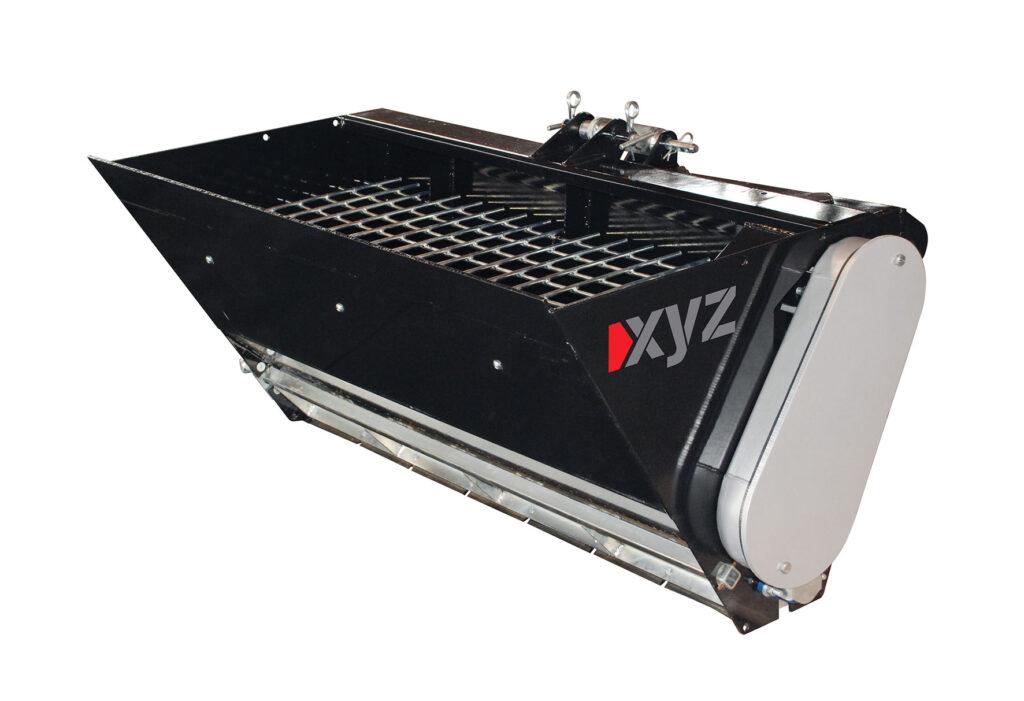 XYZ Sandspridare Compact Image