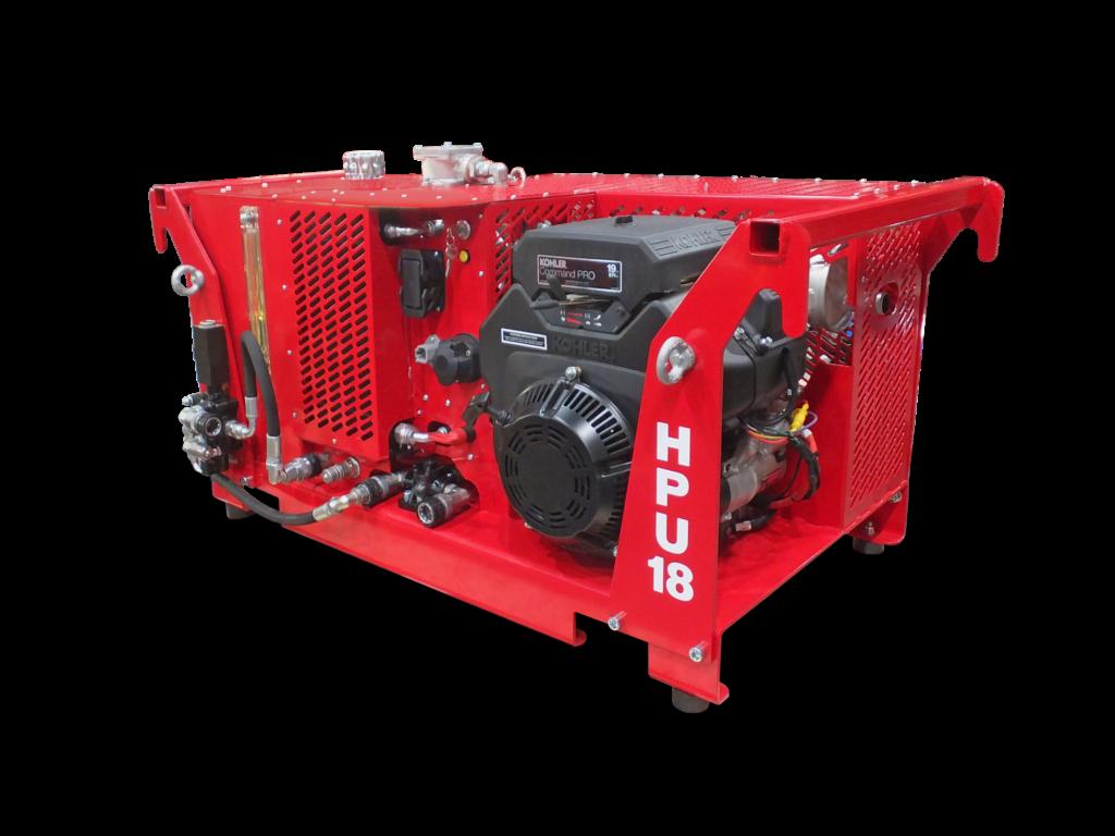 HillTip Power Unit Hydraulaggregat Image