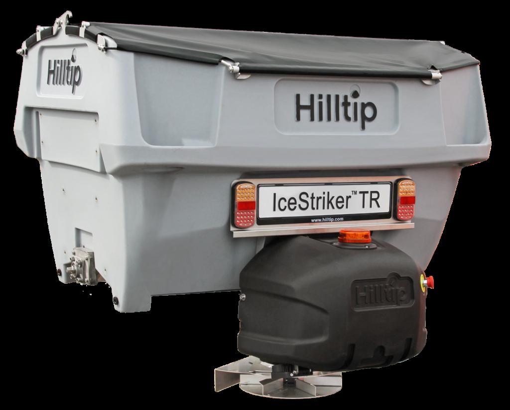 HillTip IceStriker Traktor Kombispridare Image