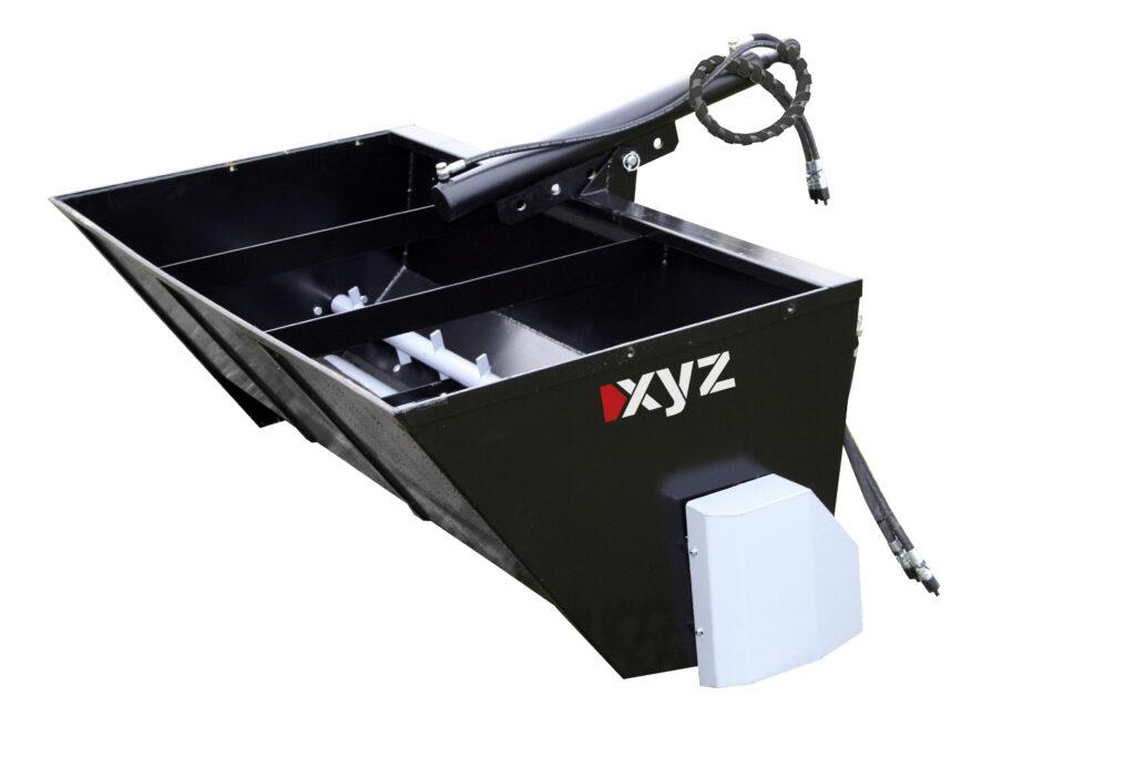 XYZ Sandspridare Image